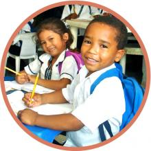 Caring for Colombia - Education